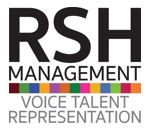 Sandy Delonga Voiceover represented by RSH Voice Management, Inc.